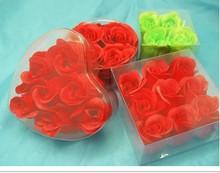 paper bath soap,flower bath soap petal with romantic fragrance