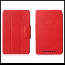 folio book pu leather tablet case for google nexus 7