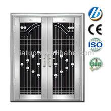SS65 frp door skin frosted glass door wardrobe cabinet fingerprint door entry system