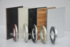 pvc edging for furniture,banding strip,pvc furniture edging strip