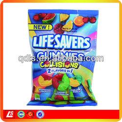 High quality Qingdao snack bag/ small candy bag