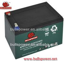 12V electric bicycle battery,12v12ah electric bike battery,lead acid battery for e-bike
