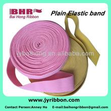 polyester nylon elastic webbing underwear band
