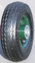 6 inch Mulit-functional Pneumatic wheelbarrow tire 6*2