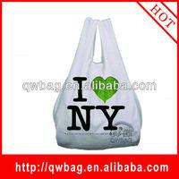 Reusable Eco Natural Color Cotton Shopping Bags,shopping bag natural color
