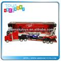 4 Channel RC caminhão com dois pequeno deslize carro construção para venda