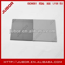 "10"" silver square cardboard food quality cake base"