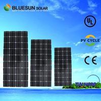 Bluesun 100w mono flex solar panel