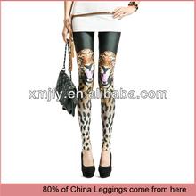 New Arrival 2014 Fashion Tiger Leggings Animal Print Leggings