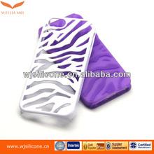 shenzhen factory fashion pc mobile phone case for iphone 5,mobile phone case for iphone 5 with silicone