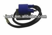 Ignition coil ,Typhoon,Easy Moving (accensione per antifurto)Runner FX-FXR125-180cc96/98. Sfera 125 -150cc94/97.Et4 96/98,