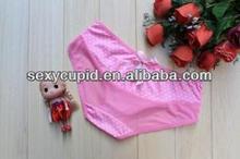 venta al por mayor bastante transparente cottongirl sexy ropa interior sexy tela g7161 bragas