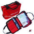 CE FDA OEM wholesale emergency security devices waterproof outdoor home promotional medical first aid kit bag