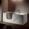 Walk in bathtub /disable bathtub/bathtub for old people and disabled people HS-EB012A