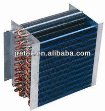 Evaporator for dehumidifier, refrigerator, freezer and heatpump