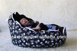 Pirates baby beanbags chair, child Todler Bean Bag Kid Pod Seat Bean Bag, Nursery Snuggle Bed