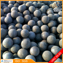 high impact value forged grinding media steel ball