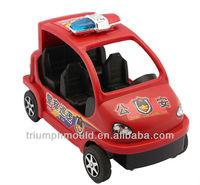 Plastic toys police car toys plastic police car models