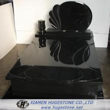 Черный надгробие конструкции кладбище headstones фото, Надгробие памятники