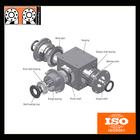 aluminum bevel gears