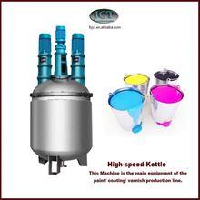 JCT spray paint filling machine production equipment