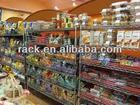 Zhong Shan 6 Tiers Adjustable Metal Supermarket Display Shelf,NSF Approval