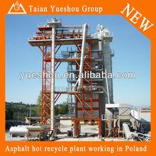 automatic asphalt mixing machine,asphalt mixer, asphalt batching plant with capacity 200TPH