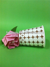 disposable theme party hot small paper plates cups