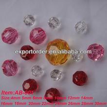 2014 acrylic beads