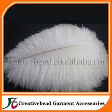 white ostrich feather wholesale