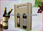 High quality cheap wooden wine crates for sale