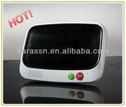 Two Way Speaking GSM Intelligent Alarm System Mini