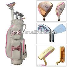 2013 Hot Sale Ladies Golf Club Set Complete