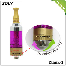 the russian style 91% rba atomizer ztank 1 no leakage airflow control