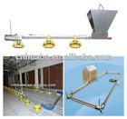 Huabo chicken/broiler/breeder farming/shed equipment