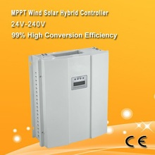TGWS series CE approval 1kW MPPT Hybrid Controller for home wind solar system