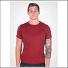 Slim Fit T Shirts Mens Polyester Spandex T Shirts