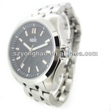 Top sales Chinese factory mens Watches big dial Stainless Steel