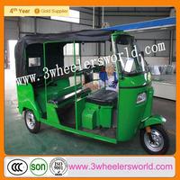 India Tvs King Taxi Motorcycle Three Wheeler Bajaj Tuk Tuk For Sale