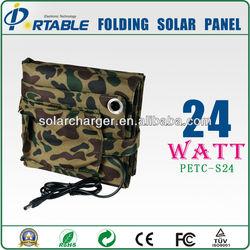 mobile Solar Charger Bag 24V