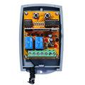 屋外で制御システム、 rfワイヤレス受信機と送信機yet402pc- v2.0