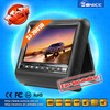 External Mounting slot-in 7 inch headrest dvd player
