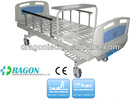 DW-BD174 sleep comfort adjustable beds Hospital bed Manual bed with two function made in China