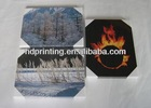 High quality new product winter landscape canvas oil painting