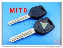 car chip key For Mitsubishi ID46 Transponder Key MIT8 blade Left [ AK011003 ]