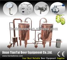 Sanitation 100L microbrewery equipment
