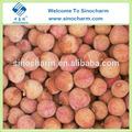 cosecha 2014 congelado iqf frutas de lichi