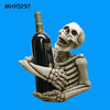Gruesome skeleton decorative collectible Beer Holder