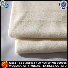 100% polyester dye polar fleece fabric/brush fleece fabric