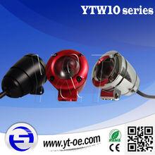 Super brightness!! Plug-n-Play 10W LED light kit for bike with wiring harness